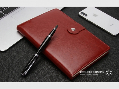 Fashion Office PU cover Diary